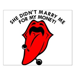 She Didn't Marry Me For Money Posters
