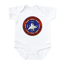 Fighter Weapons School - Top Gun Infant Bodysuit