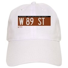 89th Street in NY Baseball Cap