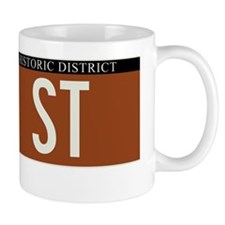 89th Street in NY Mug