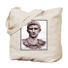 "Faces ""Augustus"" Tote Bag"