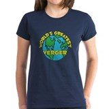 World's Greatest Verger (H) Tee