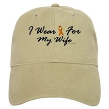 I Wear Orange For My Wife 1 Baseball Cap
