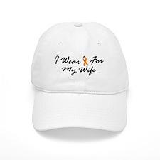 I Wear Orange For My Wife 1 Baseball Cap