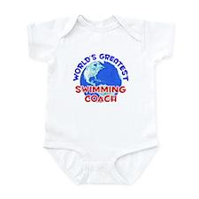 World's Greatest Swimm.. (E) Infant Bodysuit