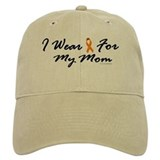 I Wear Orange For My Mom 1 Cap