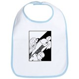 Art Deco Ladies Bib