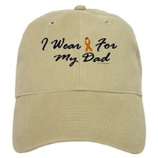 I Wear Orange For My Dad 1 Baseball Cap