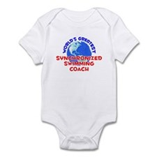World's Greatest Synch.. (E) Infant Bodysuit