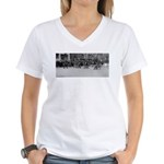 K9 Parade Women's V-Neck T-Shirt