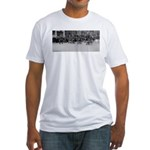 K9 Parade Fitted T-Shirt