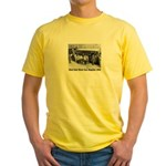 Zoot Suit Yellow T-Shirt