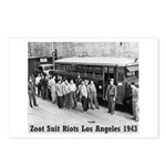 Zoot Suit Postcards (Package of 8)