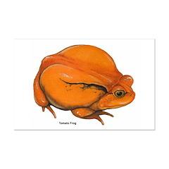 Tomato Frog Mini Poster Print