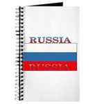 Russia Russian Flag New Design Journal