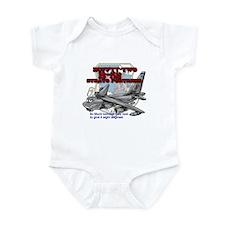 B-52 Strato Fortress Infant Bodysuit