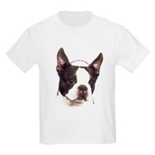 Boston Terrier Kids T-Shirt