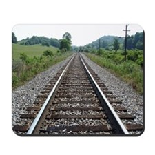 AT Railroad Crossing Mousepad