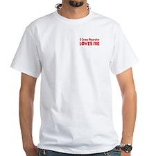 A Crane Operator Loves Me Shirt