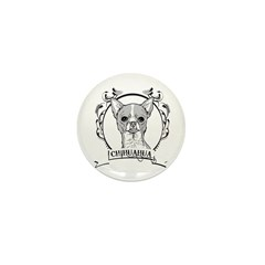 Chihuahua Mini Button (100 pack)