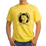 Corgi Yellow T-Shirt