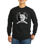 Corgi Long Sleeve Dark T-Shirt