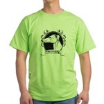 Greyhound Green T-Shirt