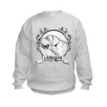 Labrador Retriever Kids Sweatshirt