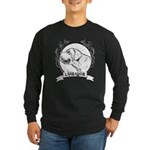 Labrador Retriever Long Sleeve Dark T-Shirt