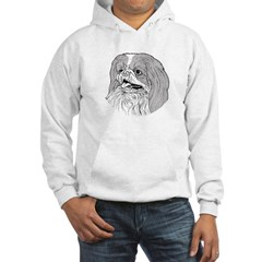 Chin Hooded Sweatshirt