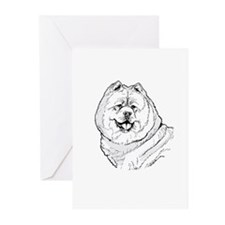 Chow Greeting Cards (Pk of 20)