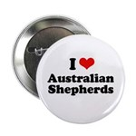 I Love Australian Shepherds 2.25