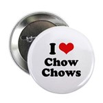 I Love Chow Chows 2.25