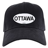 Ottawa Oval Baseball Hat