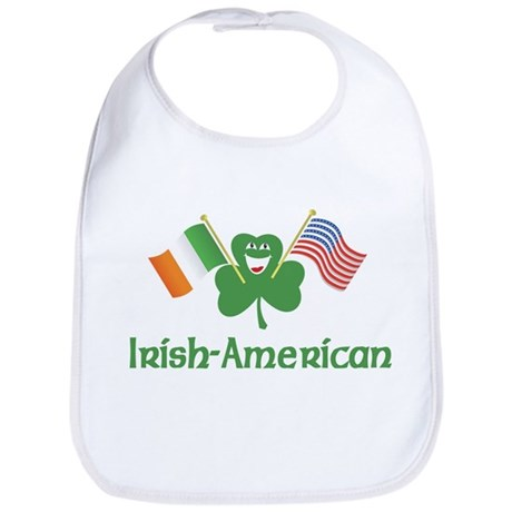 Irish American Bib
