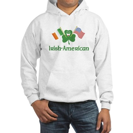 Irish American Hooded Sweatshirt