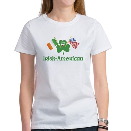 Irish American Women's T-Shirt