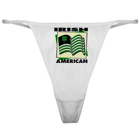 Irish American Classic Thong