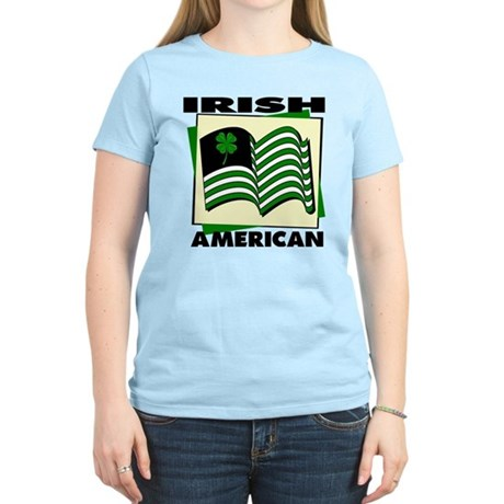 Irish American Women's Light T-Shirt