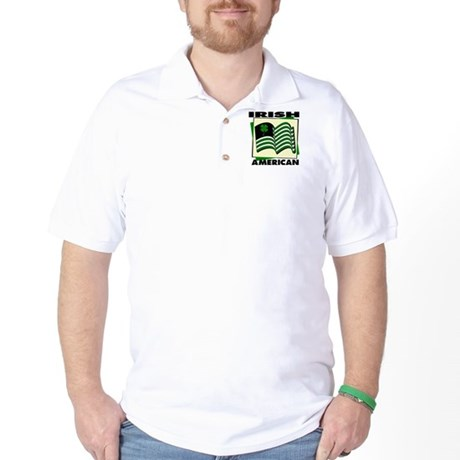 Irish American Golf Shirt