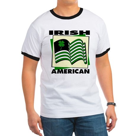 Irish American Ringer T