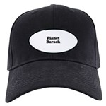 Planet Barack Black Cap