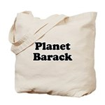 Planet Barack Tote Bag