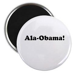 """Ala-Obama 2.25"""" Magnet (100 pack)"""