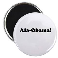 "Ala-Obama 2.25"" Magnet (10 pack)"