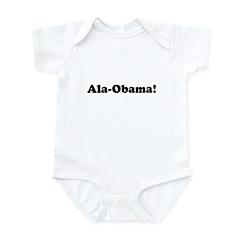 Ala-Obama Infant Bodysuit