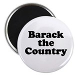 Barack the country Magnet