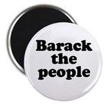 Barack the People Magnet