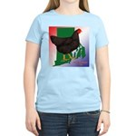 Rhode Island State Bird Women's Light T-Shirt