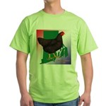 Rhode Island State Bird Green T-Shirt